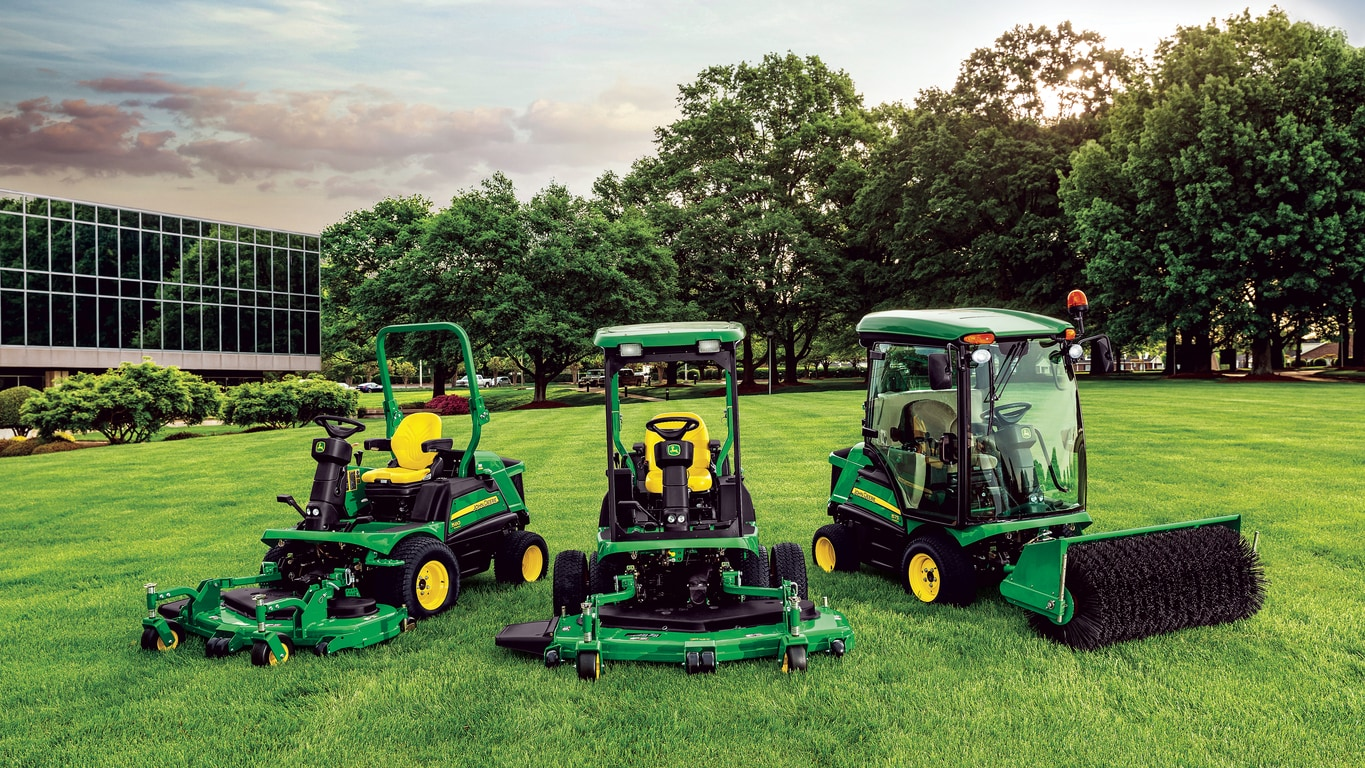 John Deere Landscaping and Grounds Care