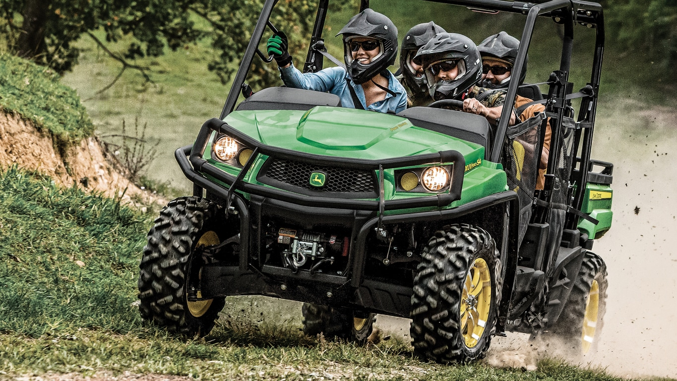 John Deere Crossover Gator Utility Vehicle