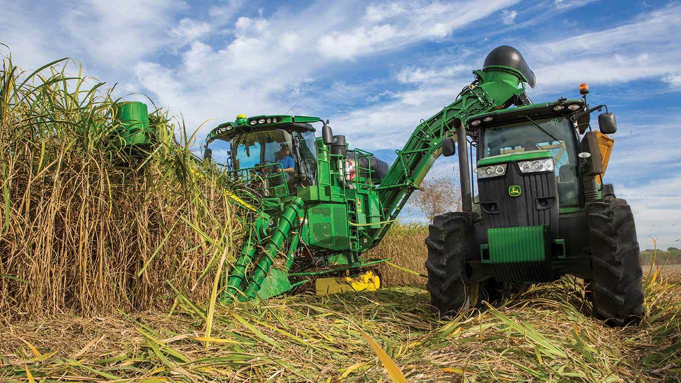 0 P A Finance Available On Cane Harvester Servicing