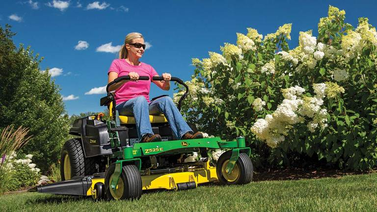 0% Finance Available* on all Ride-on Lawn Equipment
