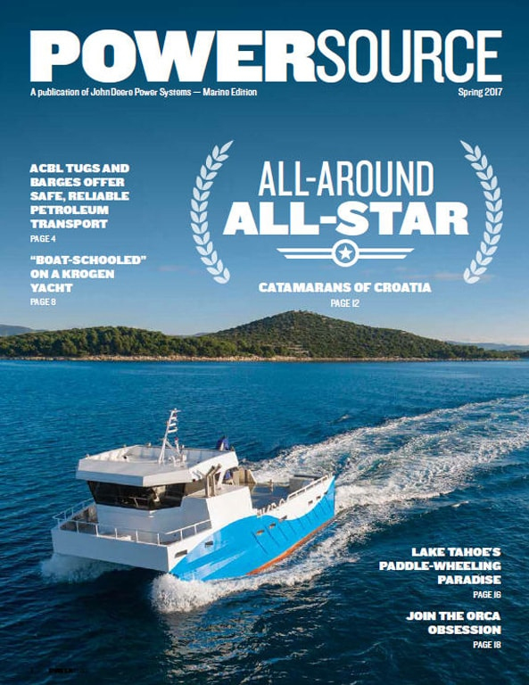 Marine Powersource Spring 2017 issue