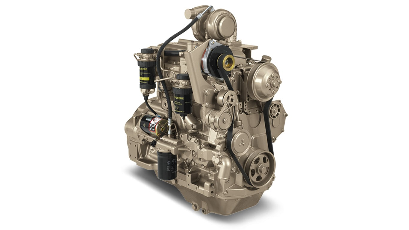 4045HF285 Industrial Diesel Engine