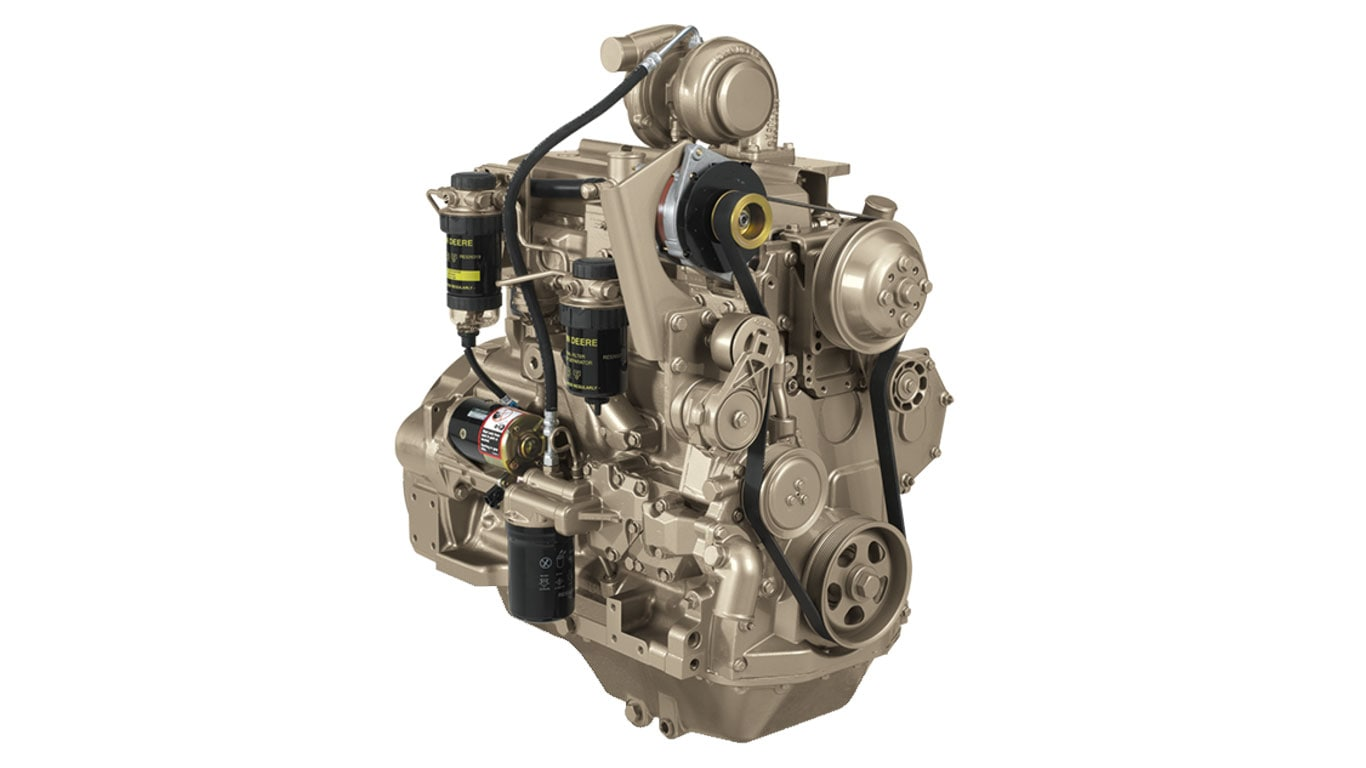 4045HF285 Industrial Auxiliary Drive Engine