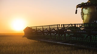 Deere's premium engine oil is O'Keeffe Farming's number