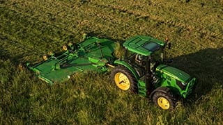 Deere Launches New Family of Rotary Cutters