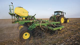 Deere introduces redesigned N500C Air Drill