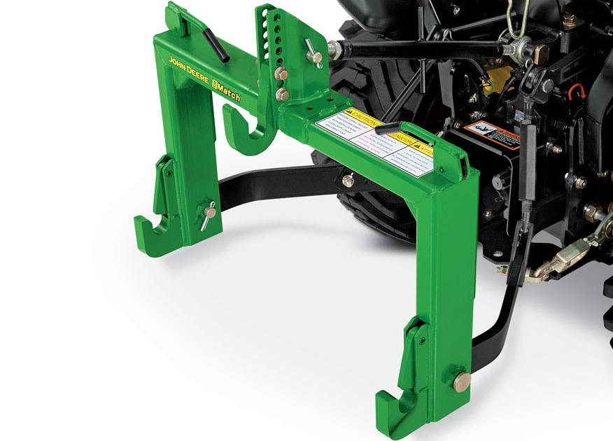 Tractor Quick Hitch Parts : Compact and utility tractor parts service john