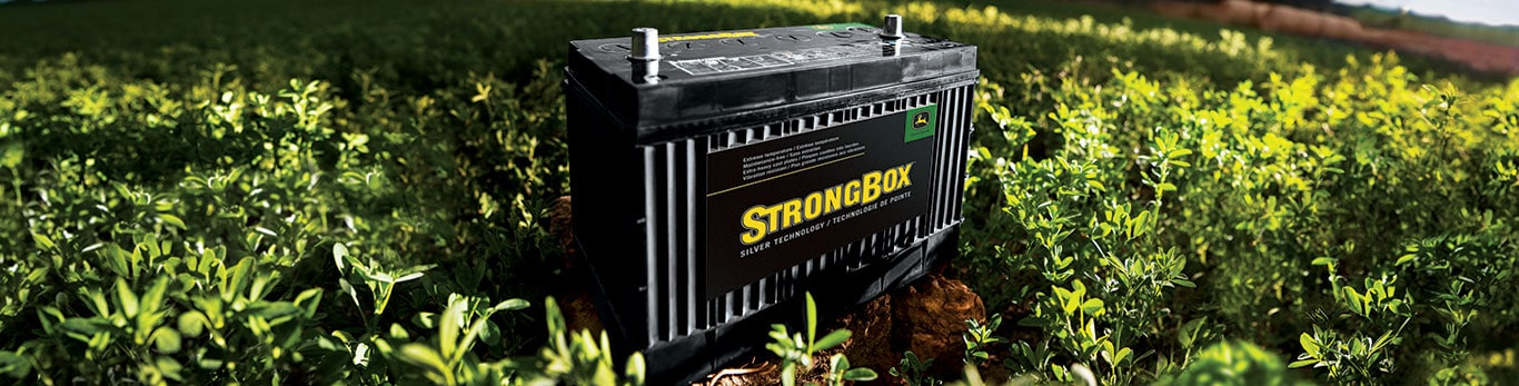Batteries | Parts & Service | John Deere US