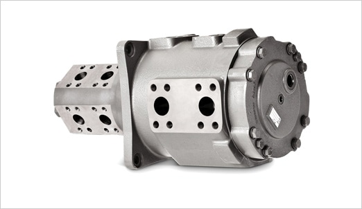 remanufactured hydraulic manifold