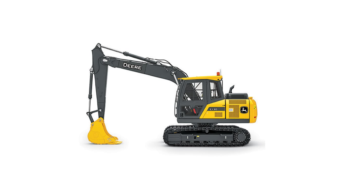 E130-II Mid Size Wheel Loader