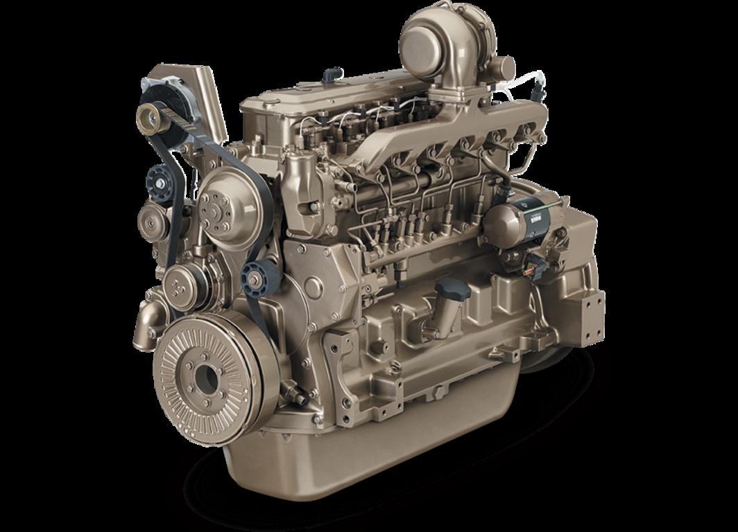 6068hf285 Industrial Diesel Engine John Deere Au