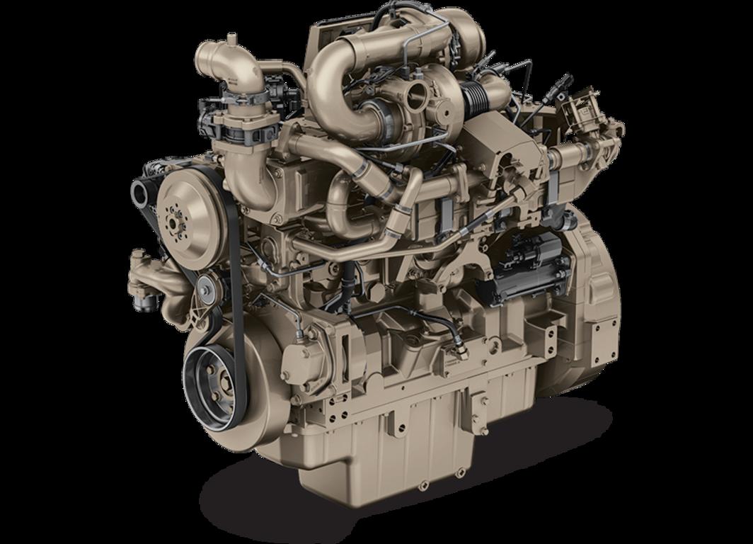 6090hfc09 Industrial Diesel Engine John Deere Au
