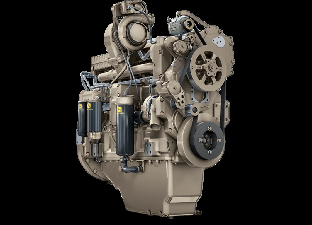 6135hf485 Industrial Diesel Engine John Deere Au