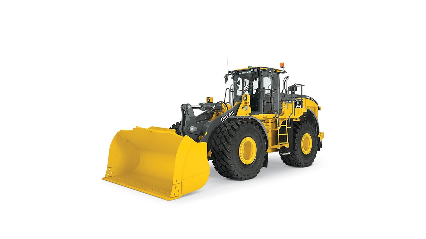 744L Large Wheel Loader