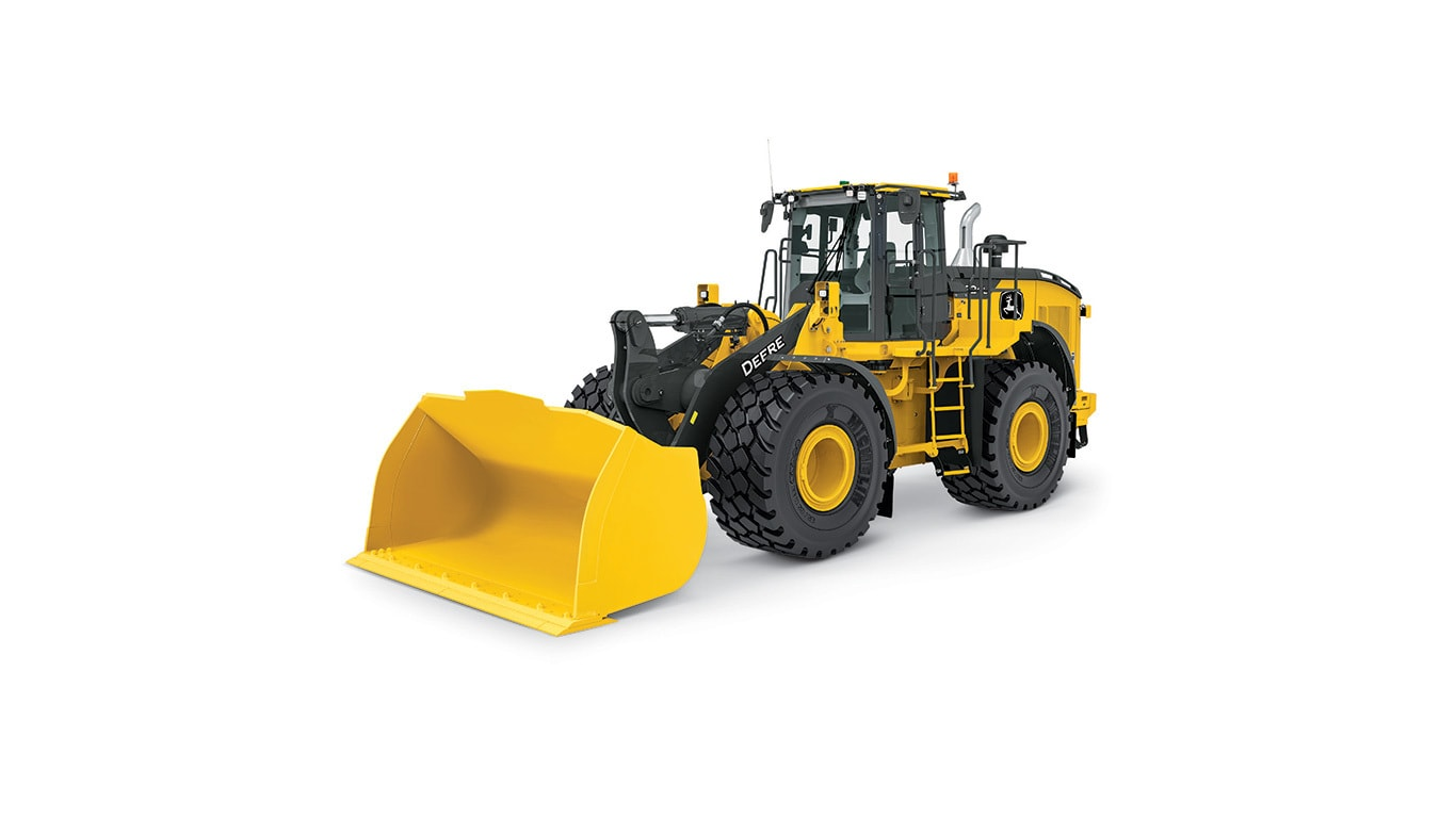 824L Large Wheel Loader