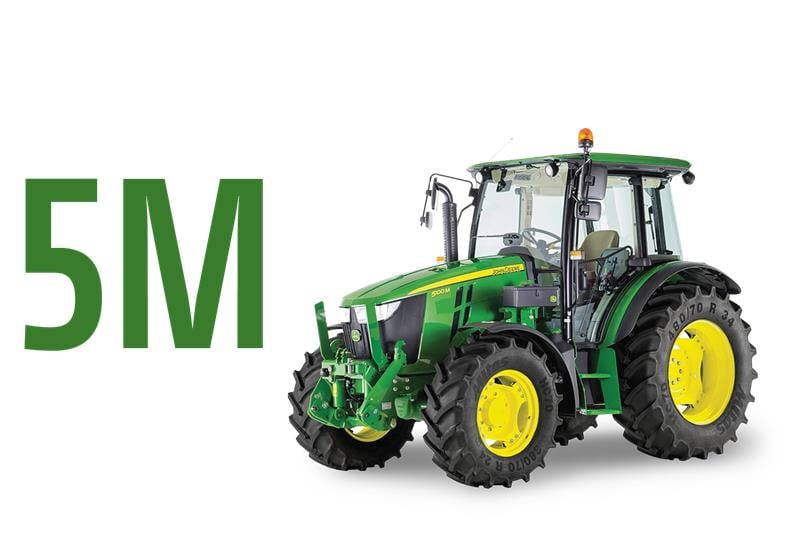 5M Tractor