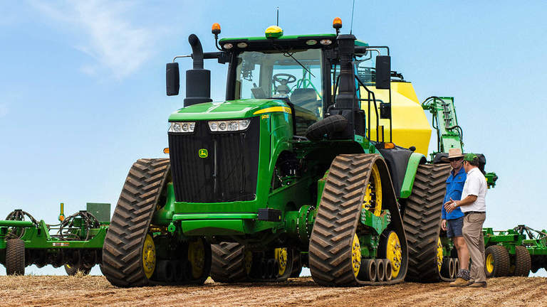 2.95% p.a. Finance Available* on 7R, 8R/8RT & 9R/9RT/9RX Series Tractors