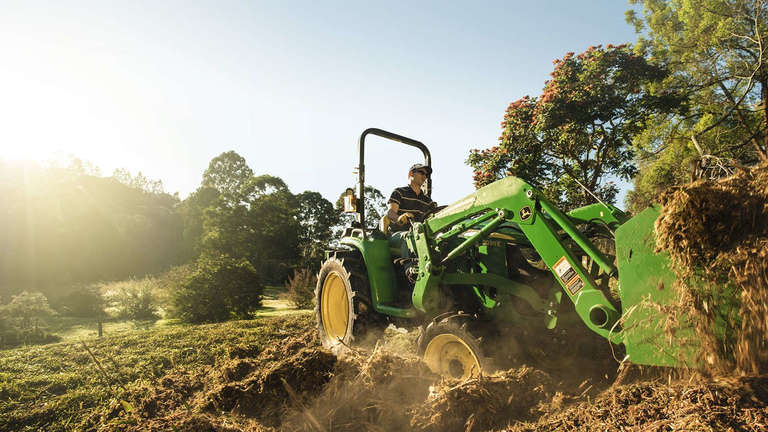Low Rate Finance Available on 1 to 4 Family Tractors