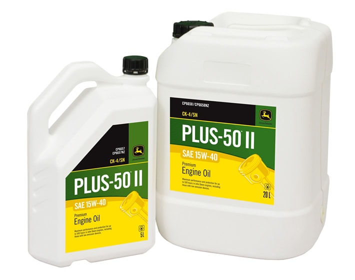 Plus-50 II Engine Oil
