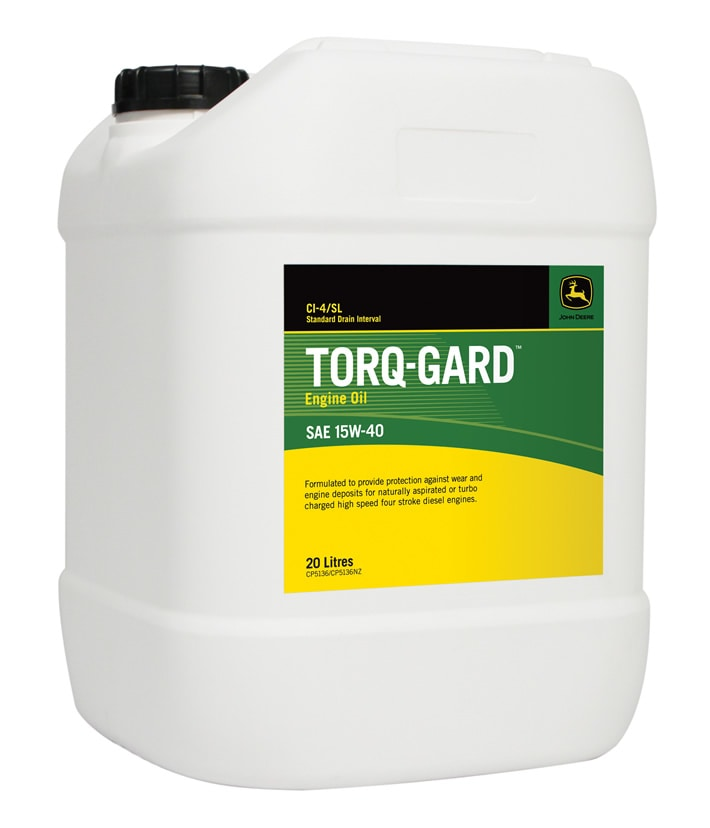 Torq-Gard™ engine oil