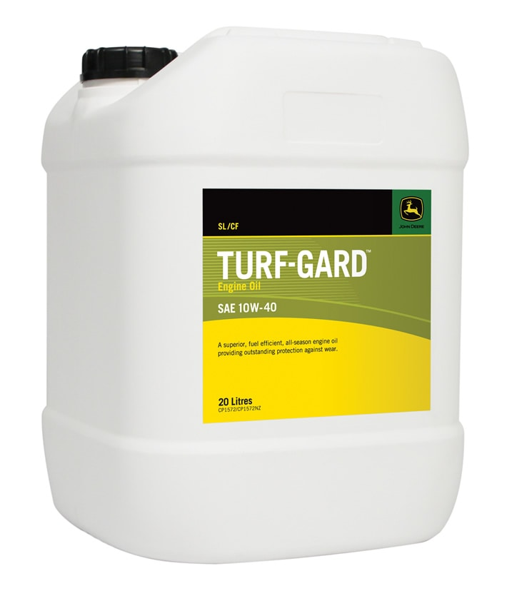 Turf-Gard™ engine oil