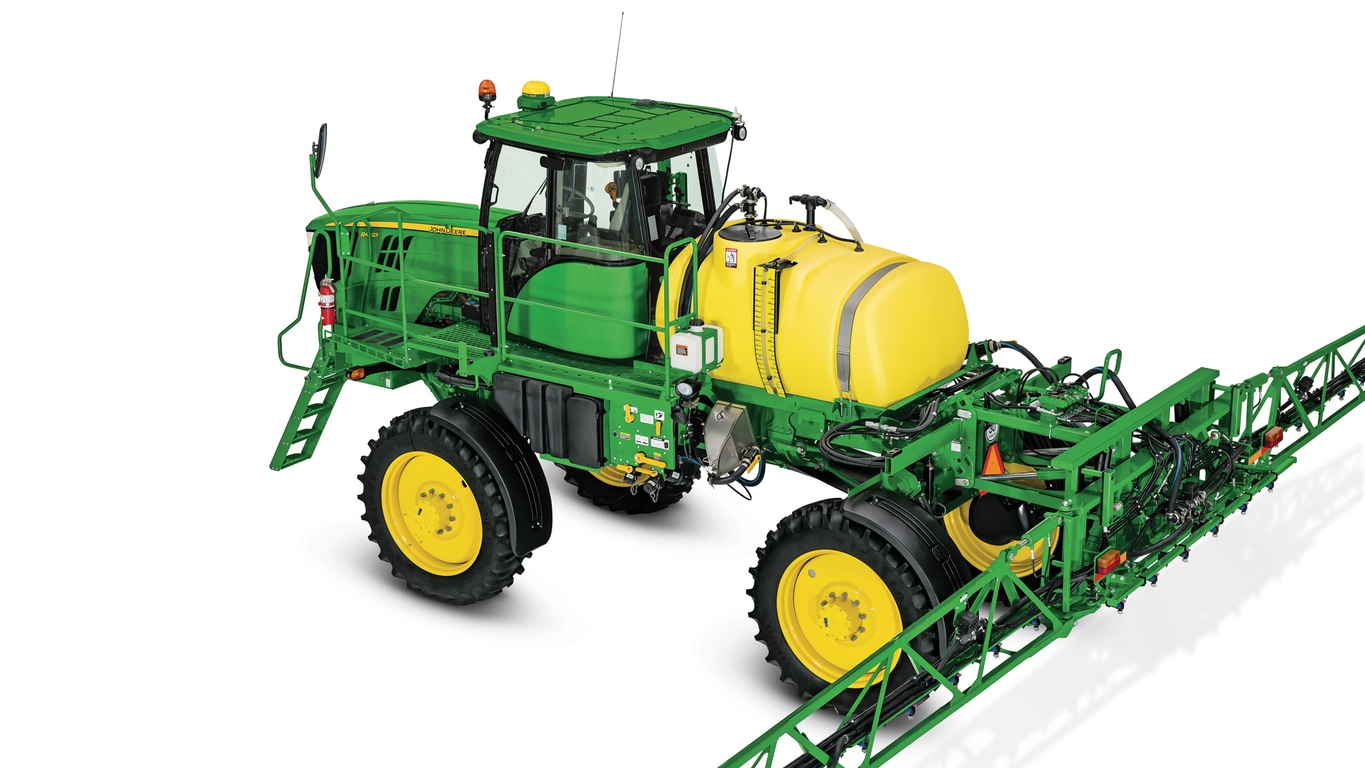r4023 self propelled sprayer sprayers john deere australia. Black Bedroom Furniture Sets. Home Design Ideas