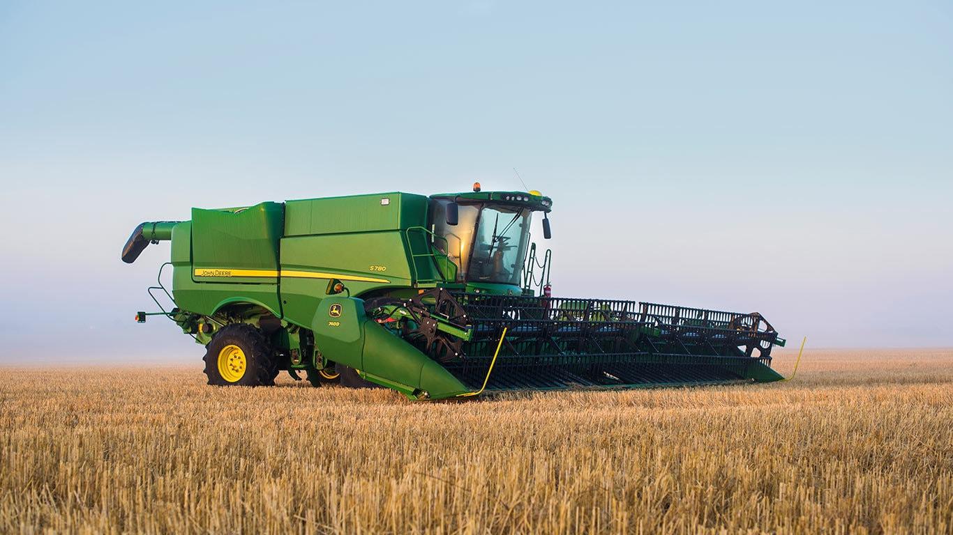 S780 Combine | Combine Harvesters | John Deere Australia