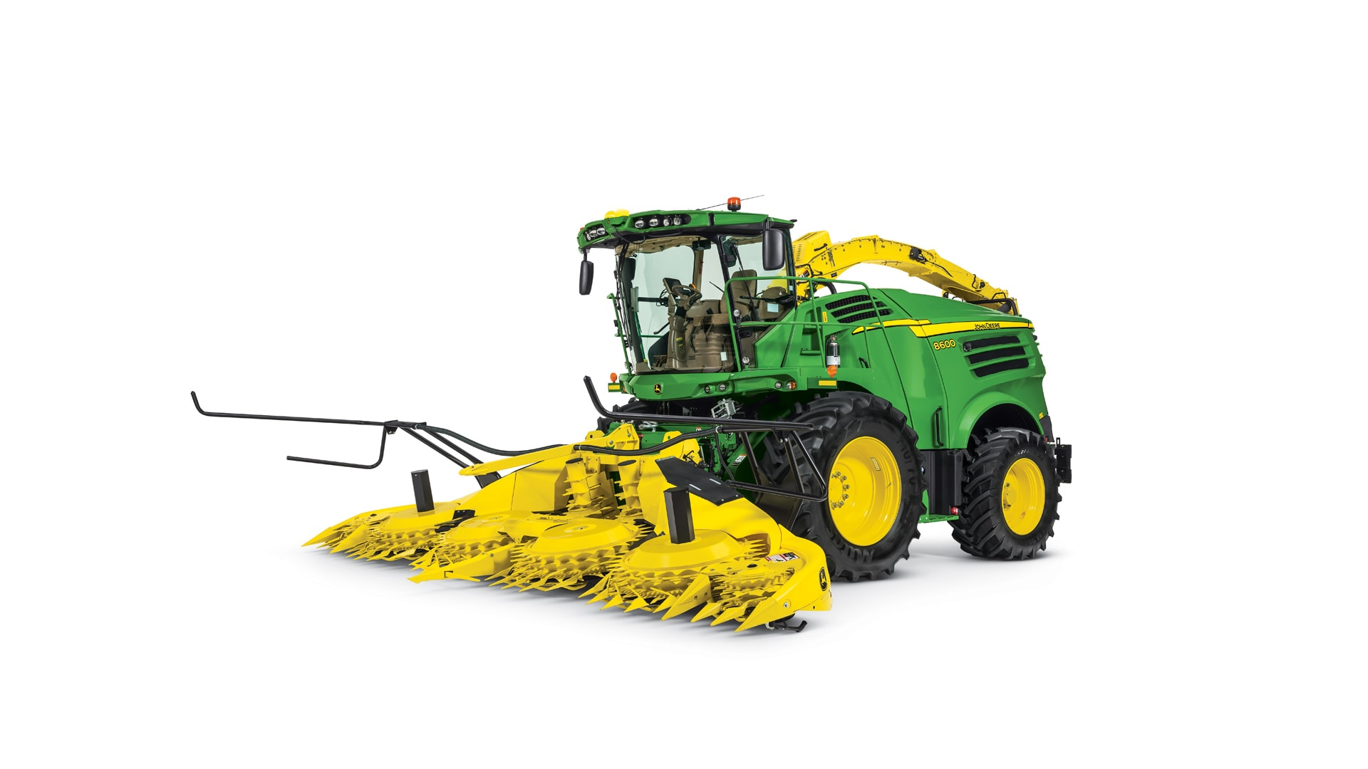 Self-Propelled Forage Harvester Photo