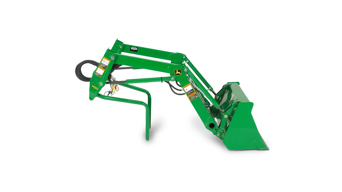 front loaders for tractors