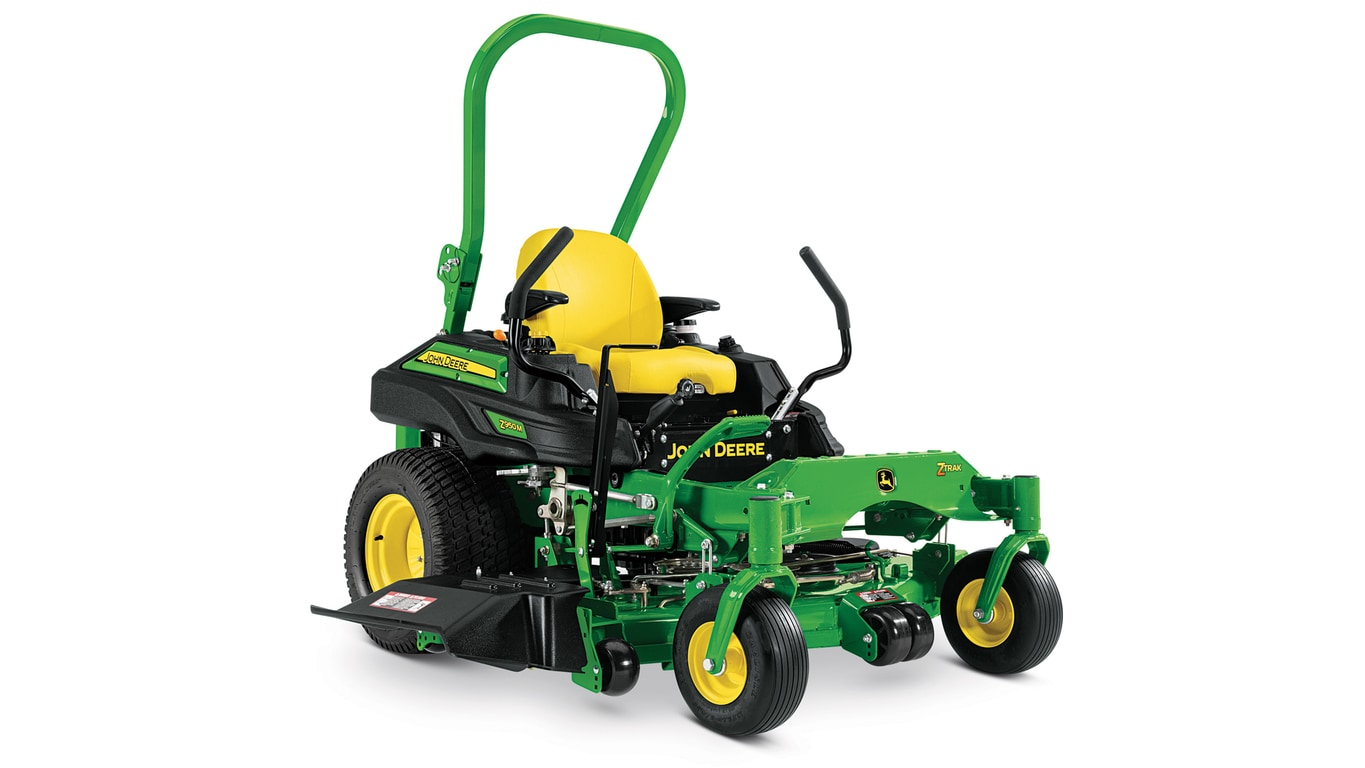 Zero turn mower for professional, heavy-duty applications.