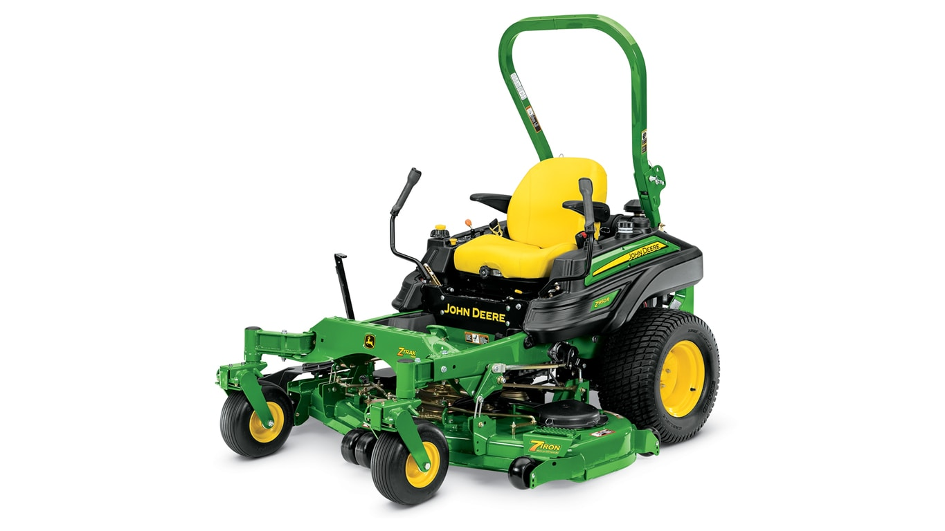 z970r 72 in deck series ztrak zero turn mowers john. Black Bedroom Furniture Sets. Home Design Ideas