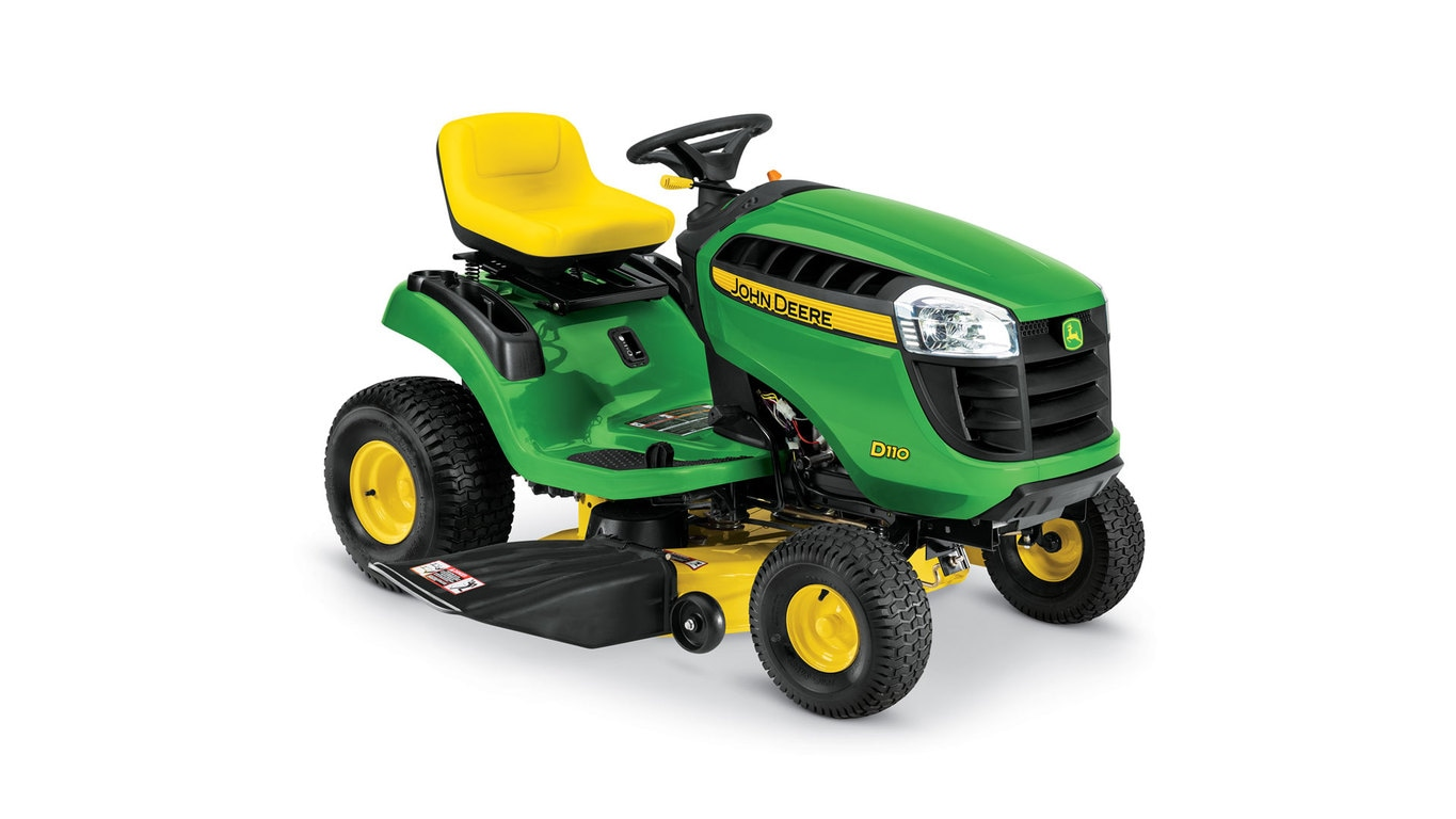 D110Ride-on Mower