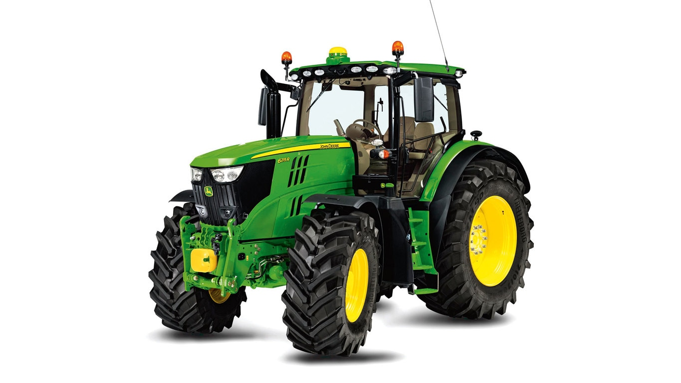 6R Series Tractors Photos