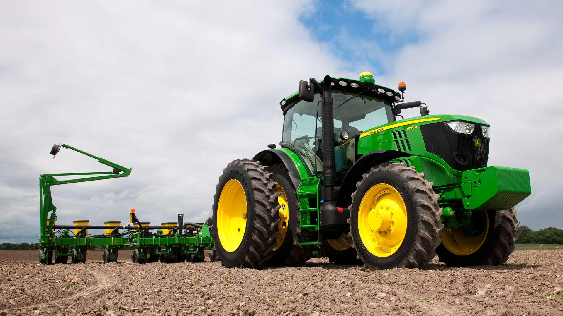 Tractor Supply Implements : Tractors john deere australia