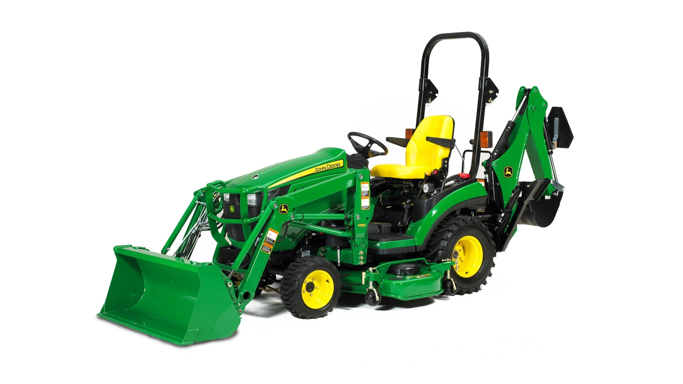1 Family Compact Utility Tractor