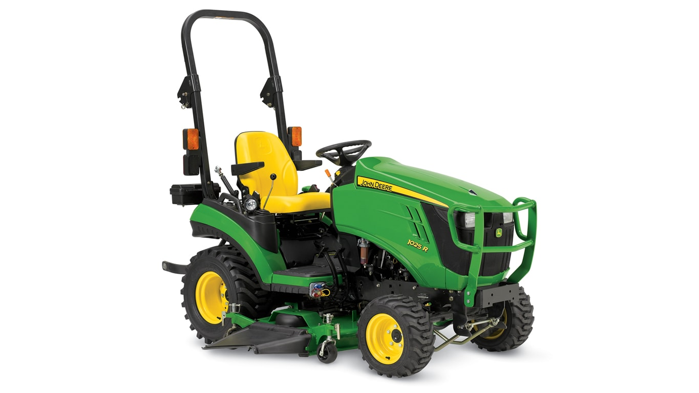 John Deere Attachments Product : R family compact utility tractors john deere