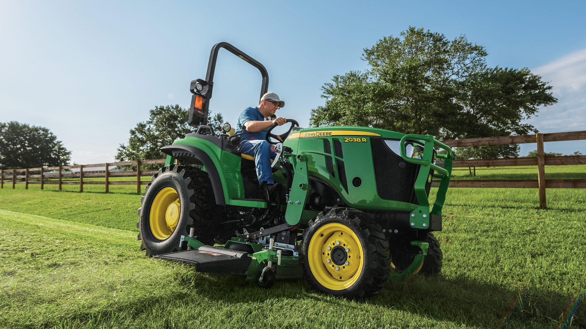 CAPABILITY REDEFINED - 2 family tractors