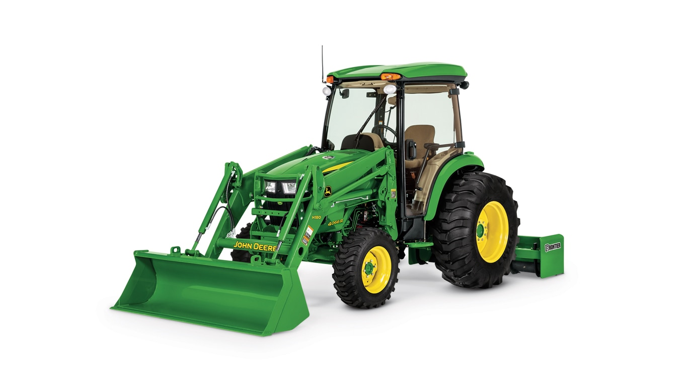4066r Compact Utility Tractor