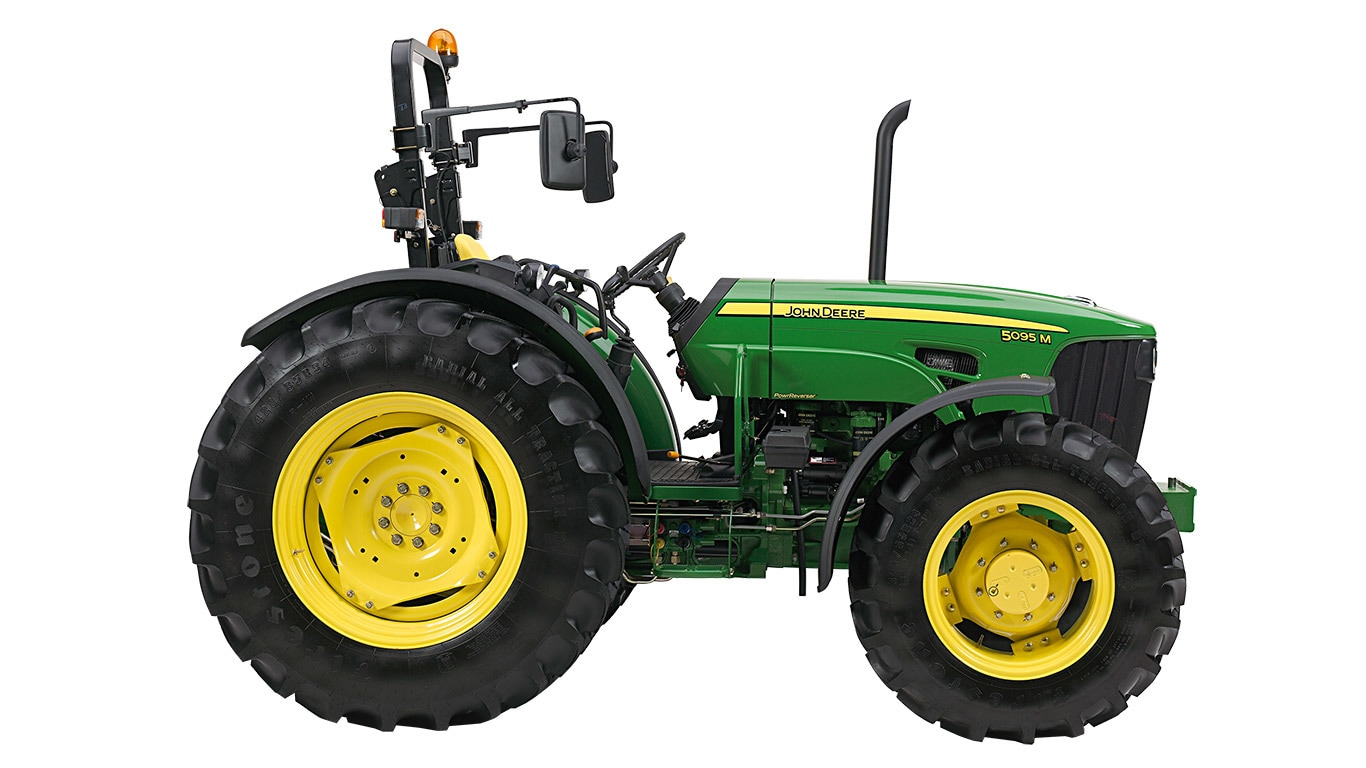 5095MUtility Tractor