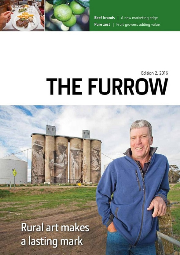 The Furrow - Issue 2, 2016